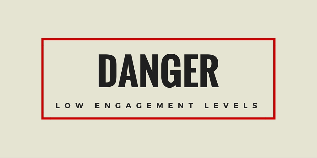 Danger - Low engagement levels when you post  daily tour photos to Facebook