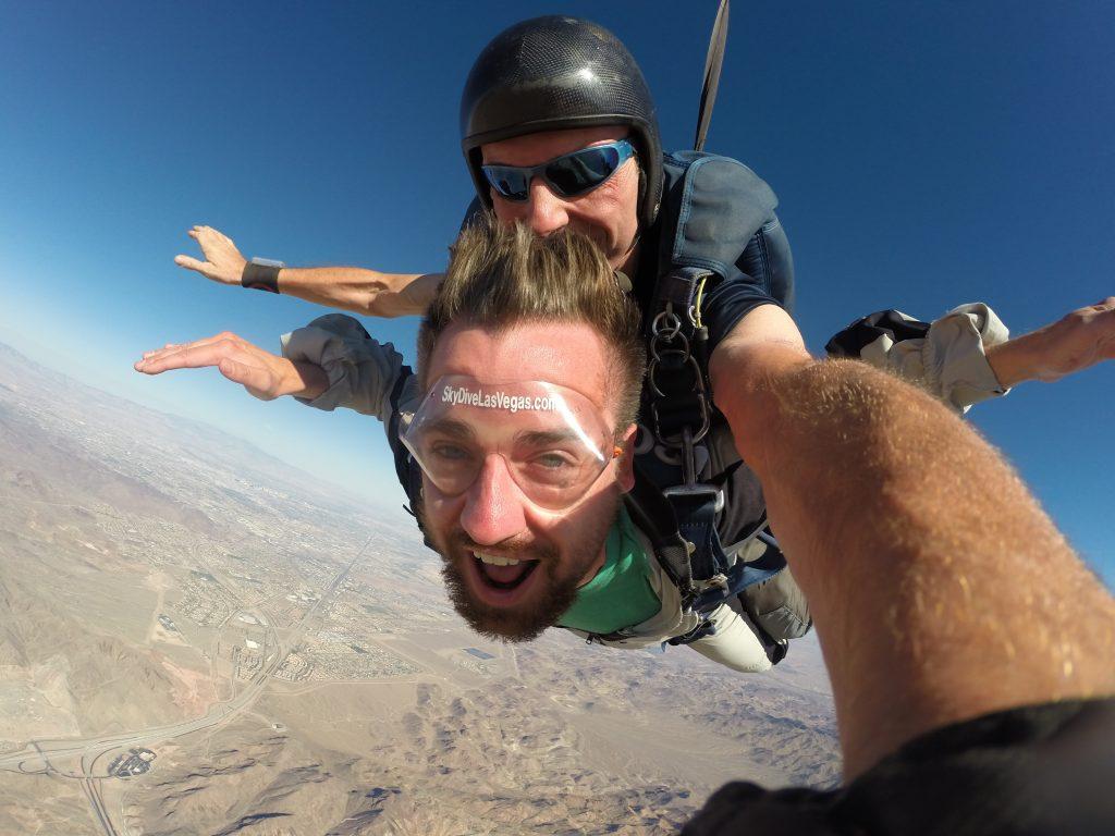 photo marketing skydive